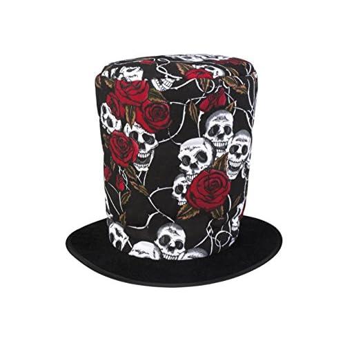 Cappello tuba El Novio Dia de los Muertos