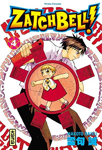 Zatchbell !, Tome 4 :