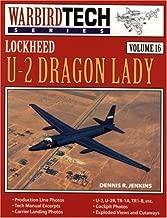 Lockheed U-2 Dragon Lady - Warbird Tech Vol. 16