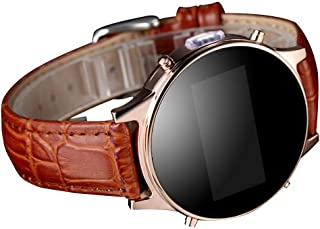 MT360 Android Bluetooth Pedometer Smart Wrist Watch + PU Band OLED Screen for Samsung S6 S7 S7 edge Motorola LG HTC Sony Smartphone