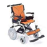 CHAIR Medizinischer Reha-Stuhl, Rollstuhl, Rollstuhl Xt-Ly Behinderte Elektrisch, Leicht klappbare Aluminiumlegierung, Kann mit Flugzeug, Old Man und tragbarem Multifunktionsroller ausgestattet werde -