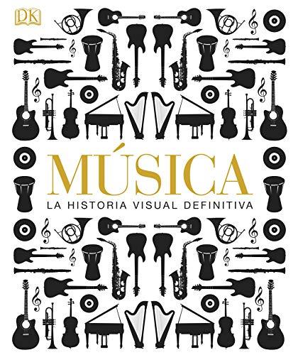Música, La Historia Visual Definitiva (Gran formato)