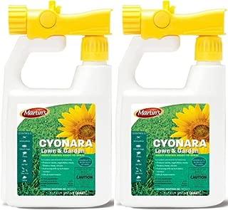 cyonara lawn yard and garden spray