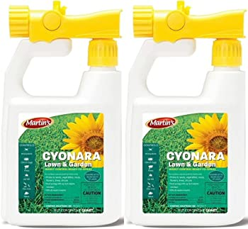 MARTIN S Cyonara Lawn & Garden Insect Control Ready-to-Spray 2qt  2 x 1qt