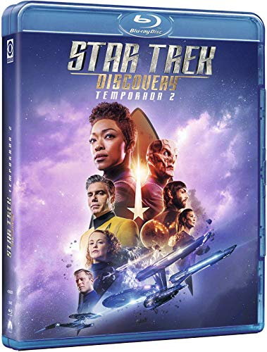 Star Trek Discovery - Temporada 2 (BD) [Blu-ray]