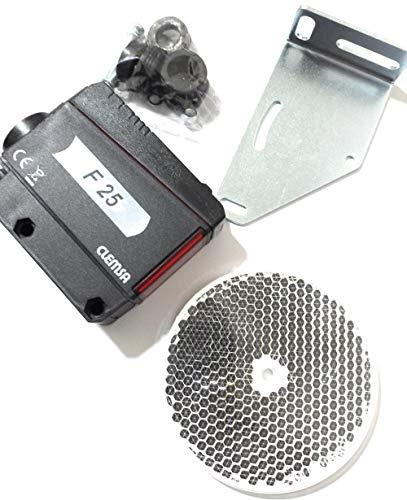 jfe SP reflectante fuera infrarrojo fotocélula por Motorline profesional/célula fotoeléctrica UNIVERSAL para cualquier tipo de garaje puertas.