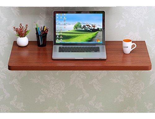 I will take action now Haushalt umweltfreundlich einfacher multifunktionaler klappbarer Wandtisch, mehrere Größen optional, Holzplatte, 70*30cm