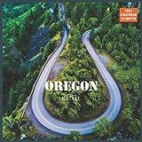Oregon Nature Calendar 2022: Official Oregon State Calendar 2022, 16 Month Calendar 2022