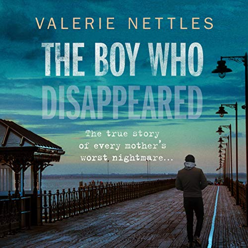 The Boy Who Disappeared cover art