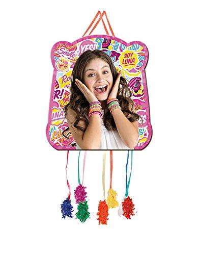 Soy Luna Verbetena 014000984 Piñata Basic pour anniversaire et fêtes