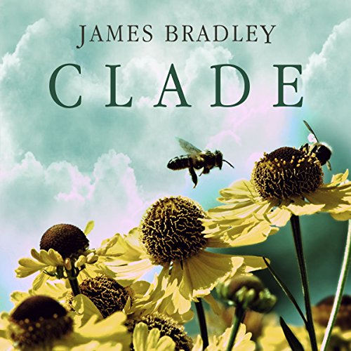 Clade audiobook cover art