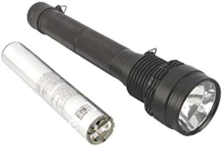 TGX HID Xenon Flashlight 85W Spotlight Xenon Light 8500 Lumens Tail Light Black Aluminum Alloy HID Flashlight Torch