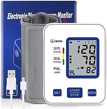 XinXu Upper Arm Digital Blood Pressure Monitor