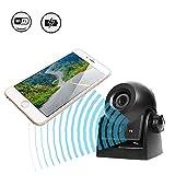 Caméra de recul sans Fil magnétique WiFi inversant la caméra IP68 caméra de rétroviseur étanche pour Les remorques,...