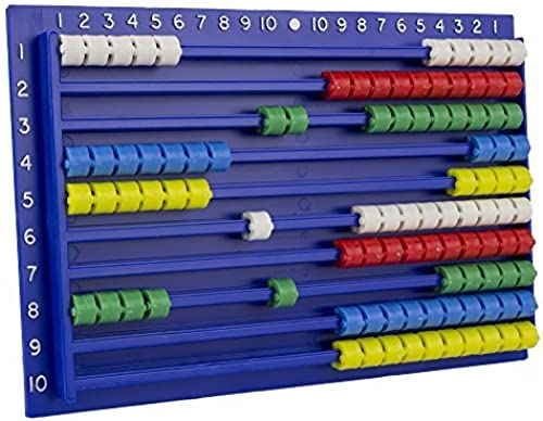 la mejor oferta de tienda online Didax Educational Resources Slide Abacus by Didax Educational Resources Resources Resources  Precio por piso