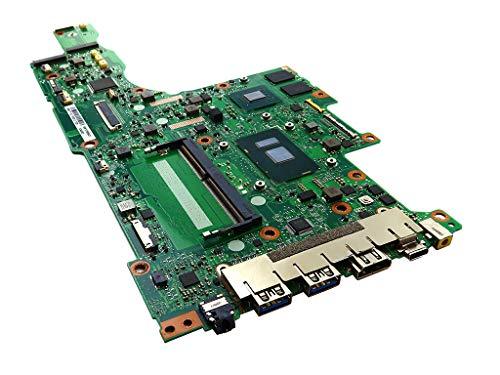 Intel Core i7-7500U 2.7GHz SR2ZV Processor 4GB RAM nVidia GeForce 940MX 2GB GDDR5 Laptop Motherboard NB.GP711.001 NBGP711001 for Acer Aspire R15 R5-571TG Series
