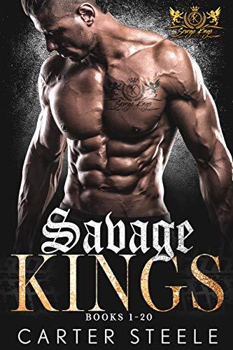 Savage Kings MC Boxset: Books 1 - 20