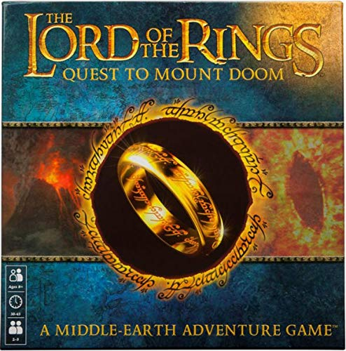 Lord of The Rings - Quest to Mount Doom. A Middle Earth Adventure Game