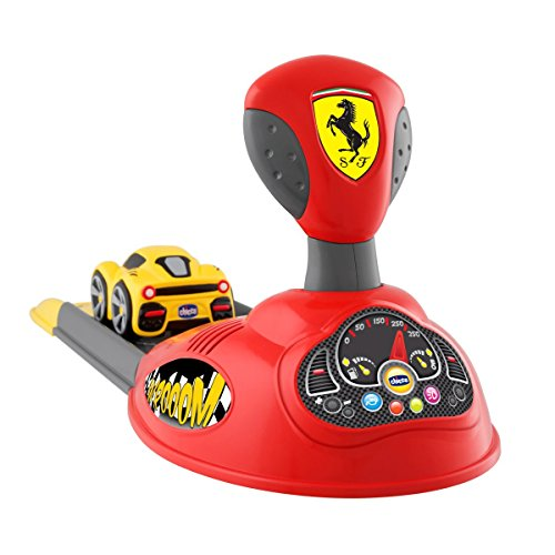 Chicco Gioco Lanciatore Ferrari 976, Multicolore, 8058664095131