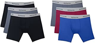Fruit of the Loom Men's Everlight Underwear & Undershirts with 4-Way Stretch