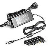 KFD 60W 12V Fuente de alimentación para electrónica Doméstica y Dispositivos USB–5000ma MAX Cargador Universal con 6Conectores CC