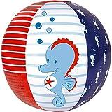 Balón pelota de agua hinchable Caballito de Mar BabyGlück 25cm