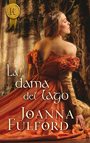 Portada del libro La dama del lago de Joanna Fulford