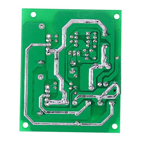 Módulo controlador de transformador de núcleo inversor 12 V a 220 V sin soldadura 300 W para protección de bajo voltaje