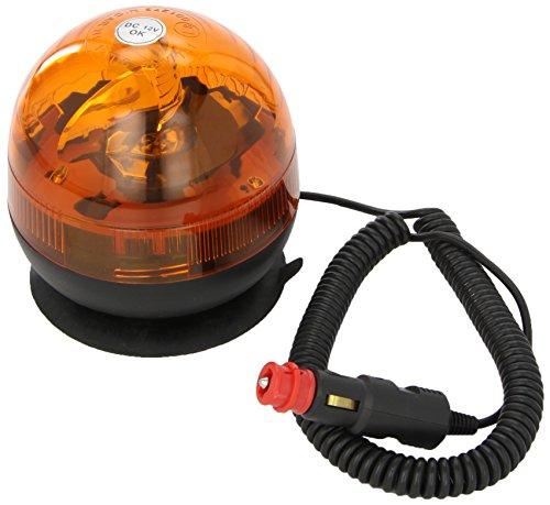 JBM 52299 Luz de Emergencia Rotativa, con Toma de Mechero