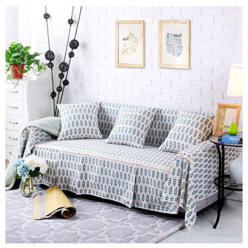 GELing 3 Sitzer Sofabezug Sofaüberwurf Sesselhussen Elastisch Hautfreundlich ,,3 Sitzer 190-230cm