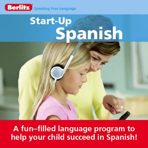 Start-Up Spanish audiobook cover art
