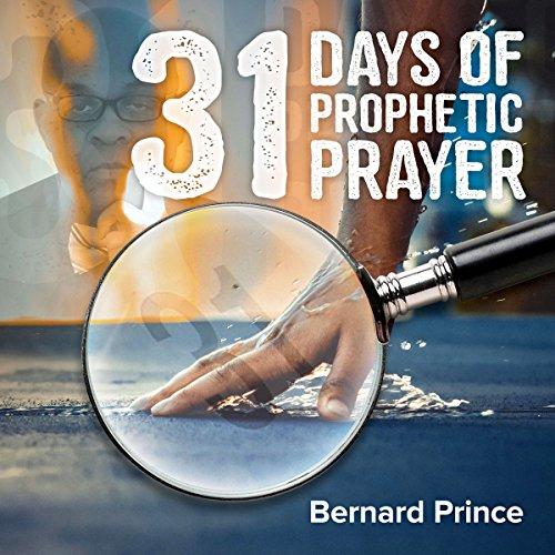 31 Days of Prophetic Prayer audiobook cover art