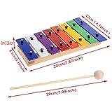 Zoom IMG-1 ocobudbxw 8 note giocattolo di