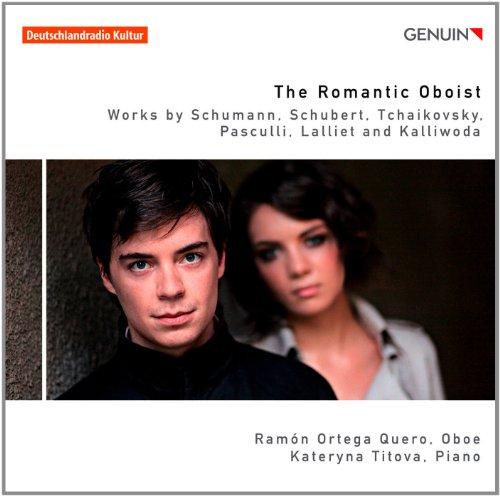 The Romantic Oboist - Werke für Oboe und Klavier