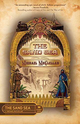 The Sand Sea by Michael McClellan ebook deal