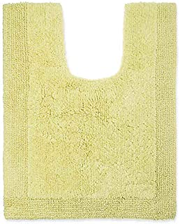 Wamsutta Ultra Fine Reversible Contour Bath Rug in Green Apple