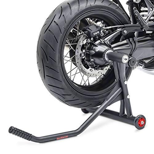 Béquille d'Atelier Arrière pour BMW R NineT Racer 17-21 ConStands Single Racing Noir Mat