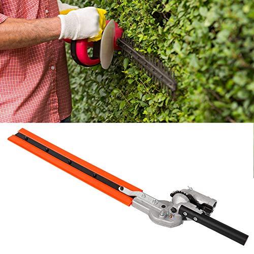 Cortasetos, herramientas eléctricas para exteriores de 28 mm siguiendo las ramitas Fuerte y resistente Hecho de aluminio para cortar setos