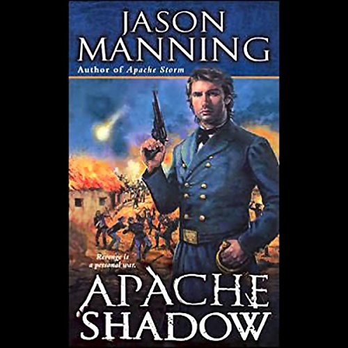 Apache Shadow  audiobook cover art
