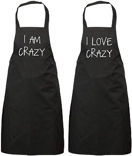 kitchen apron girlfriend girlfriend gift girlfriendlife custom apron linen apron christmas gift Best food apron girlfriend apron