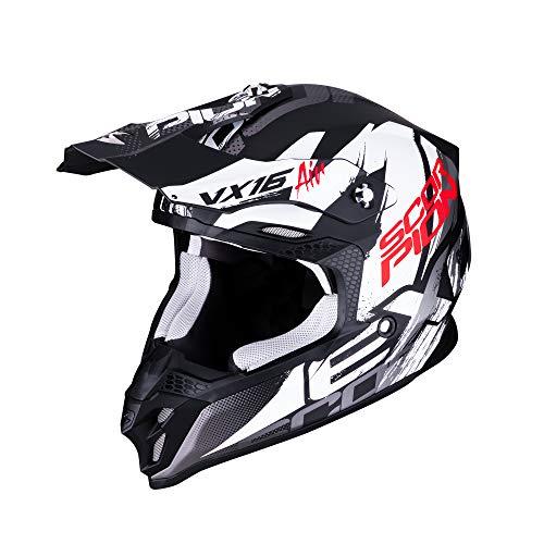 Scorpion 46-268-227-03 Motorcycle Helmets, S