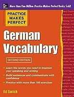 German Vocabulary (Practice Makes Perfect)