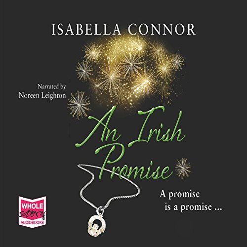 An Irish Promise audiobook cover art