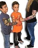 Tattoo Sleeves for Men Women & Kids Arm (1 Pack) by JA-RU. Sleeves Great Party Favor. 83-1