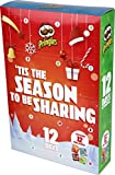 Merry Pringles 12 Tages Adventskalender 12 x 40g