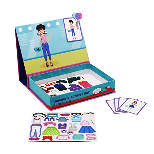 Yarloo Dress Up Toys for Girls, Mag…