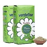 Yerba Mate Verdeflor Hierbas Serranas Menta y Herbal (MENTA 1 kg)