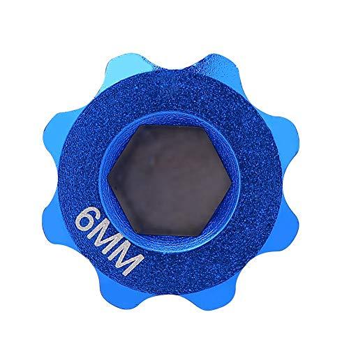 Herramienta de extracción de manivela Bicicleta Extractor de manivela Herramienta de extracción del removedor del Soporte Inferior para Shimano HollowTech XT XTR R Serie bielas
