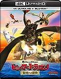 ヒックとドラゴン 聖地への冒険 4K Ultra HD+ブ...[Ultra HD Blu-ray]