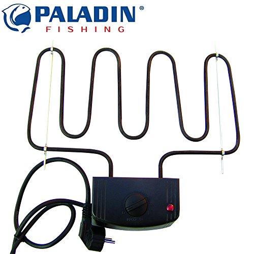 Paladin Elektro-Heizschlange 35x25cm - Heizspirale für Räucherofen, Räuchern von Fischen